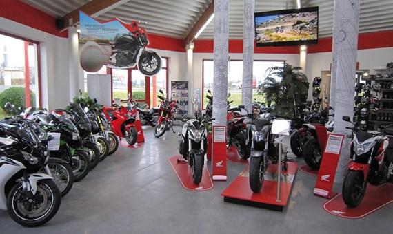 Unternehmensbilder Motorradcenter Keßler 1