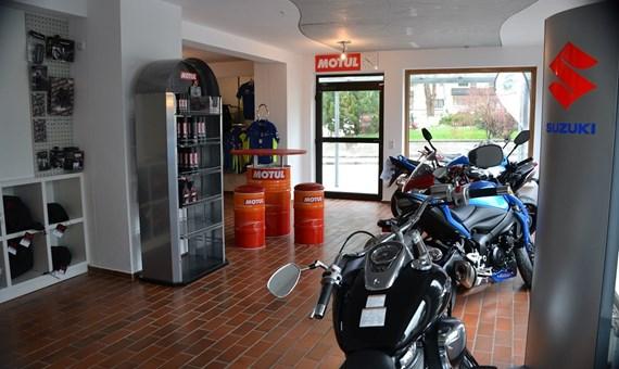 Unternehmensbilder Motorradhaus Geisenhofer 8