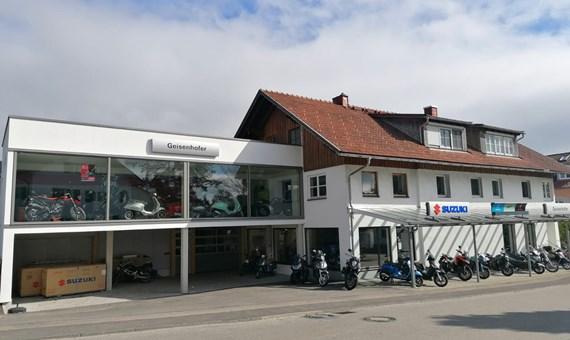 Unternehmensbilder Motorradhaus Geisenhofer 0