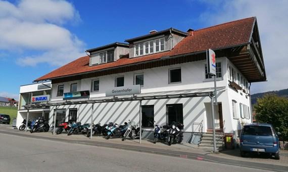 Unternehmensbilder Motorradhaus Geisenhofer 1