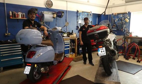 Unternehmensbilder Motorradhaus Geisenhofer 3
