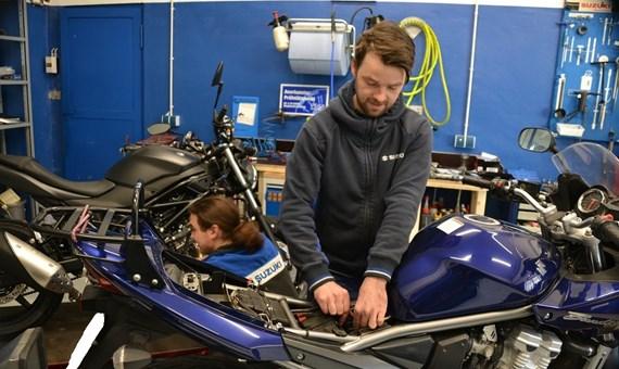 Unternehmensbilder Motorradhaus Geisenhofer 4