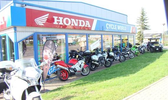 Unternehmensbilder Cycle World GmbH 0