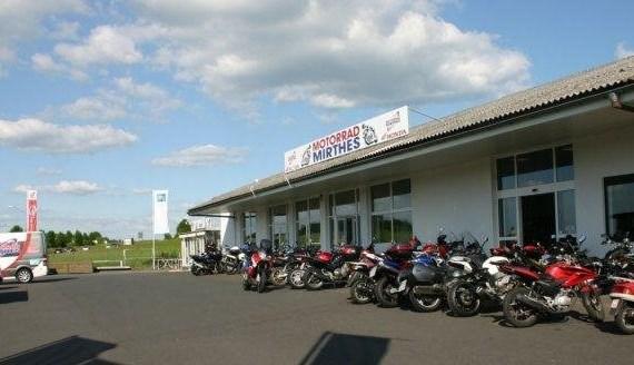Unternehmensbilder Motorrad Mirthes 1