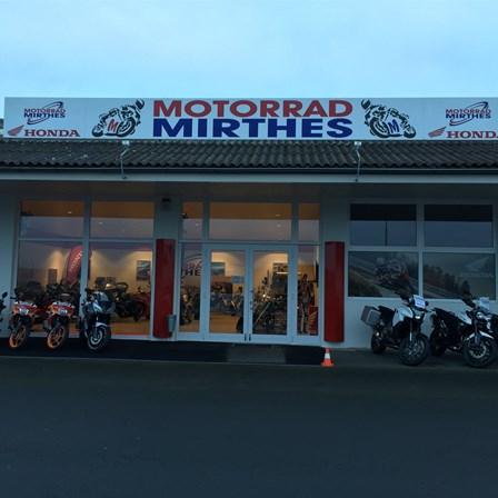 Motorrad Mirthes
