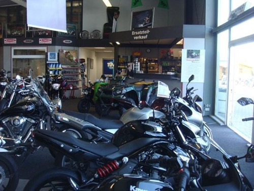 Unser Service Motorradsport Kunert