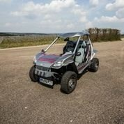 Miet-Buggy Adly 320 Minicar