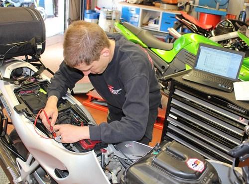 Unser Service Zweiradtechnik Zepf GmbH