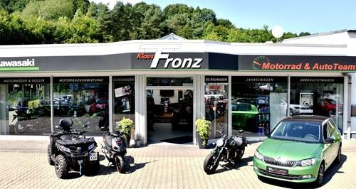 Unser Service Motorrad & AutoTeam Klaus Fronz