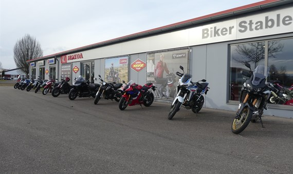 Unternehmensbilder Biker Stable GmbH & Co. KG 0