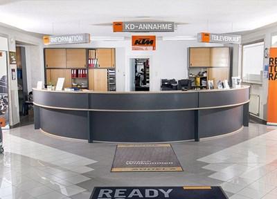 Unser Service Zweirad Unterberger GmbH