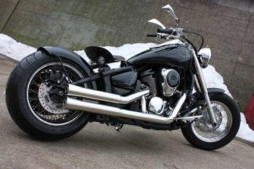 VN900 BLACK VELVET (Kawasaki VN 900 Classic)