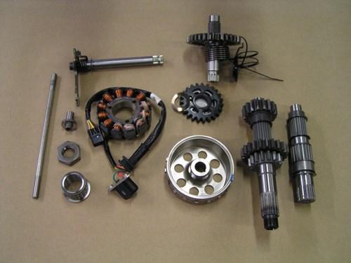 Diverse Motorteile RMZ 450/08-