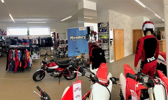 Unternehmensbilder Schmidinger Rosemarie e.U. Motorrad 10