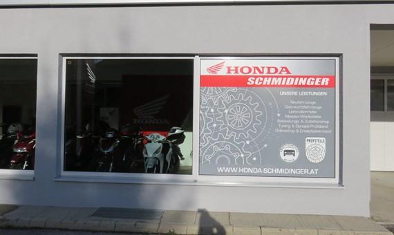 Unternehmensbilder Schmidinger Rosemarie e.U. Motorrad 1