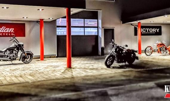 Unternehmensbilder Motorrad Kreiselmeyer GmbH 14