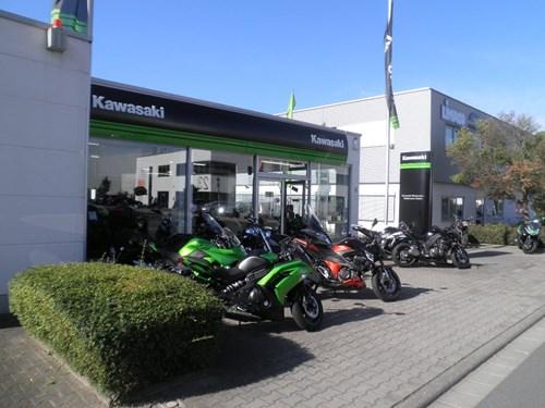 Unser Service Kawasaki-Motorräder Südhessen GmbH