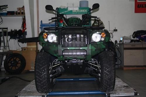 ATV Werkstatt
