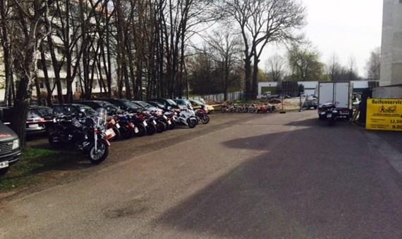 Unternehmensbilder Motorradhaus Kolbe OHG 1
