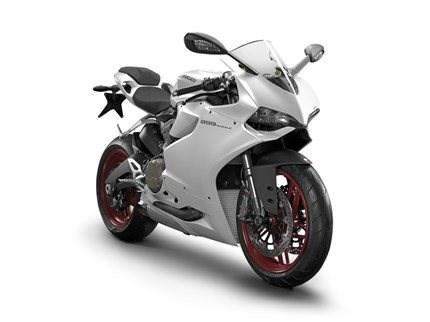 Ducati 899 Panigale und Ducati 1199 Panigale Test