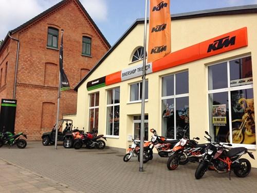 Unser Service Bikershop D. Triemer