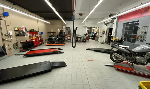 Unternehmensbilder Zweirad-Center Zöller 8