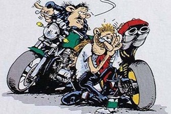 Motorrad auswintern