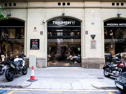 Triumph Barcelona Triumph Barcelona