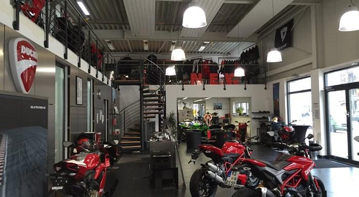 Motorrad Winterschlaf