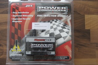 DYNOJET Power Commander III Ducati 1098R ||269 €