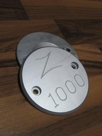 ZML Motorschutzdeckel Alu Kawa Z1000|| 27 €