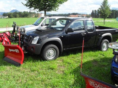 Isuzu D-Max Pick-Up
