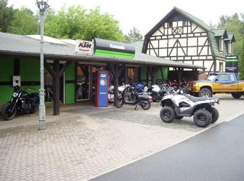 Unser Service Motorradhaus Cottbus
