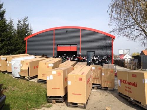 Unser Service BikerWorld Rosenow