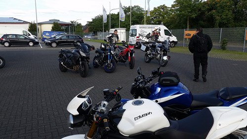 Sauerland-Tour 2015