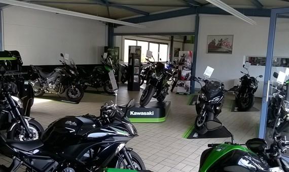 Unternehmensbilder Brand und Dowalil Motorradhandel 1