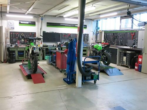 Unser Service Zeller Motorshop