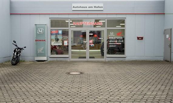 Unternehmensbilder Autohaus am Hafen 9