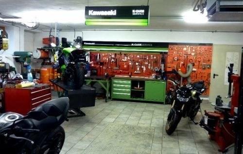 Unser Service Motorrad Kiermaier GbR