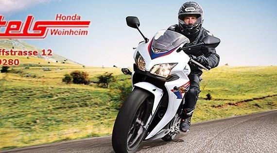 Unternehmensbilder Honda Motorradhaus Detels - Weinheim 0