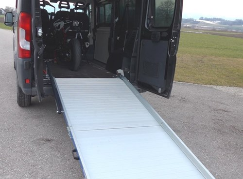 Fahrzeugabholung/Lieferung