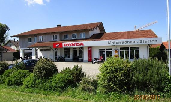 Unternehmensbilder Motorradhaus Stetten GmbH 1