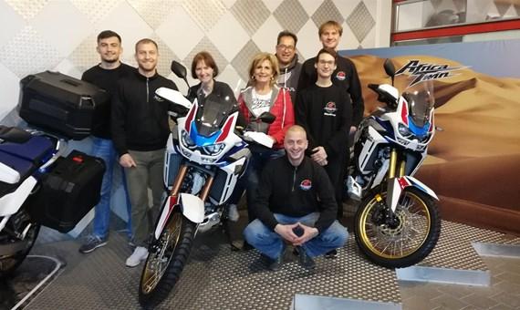 Unternehmensbilder Motorrad-Box GmbH 1