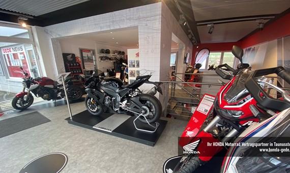 Unternehmensbilder Motorradhaus GEDE Techn.Handel GmbH 2