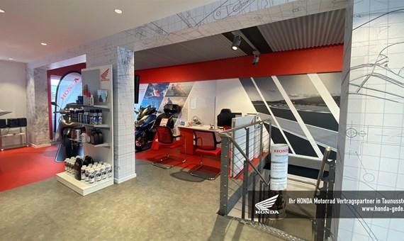 Unternehmensbilder Motorradhaus GEDE Techn.Handel GmbH 5