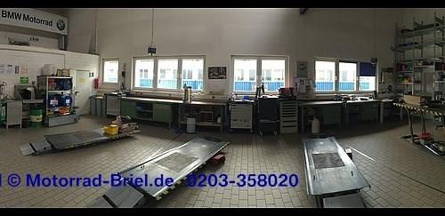 Unser Service Motorrad Briel GmbH
