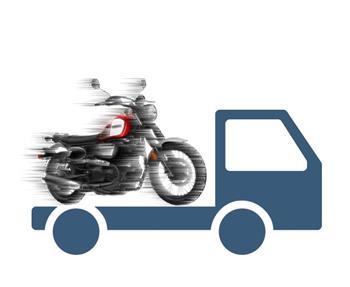Für Überführungen Ihres Motorrades in unsere Werkstatt stellen wir gerne unser rotes Kennzeichen oder unseren Motorrad-Transportanhänger zur Verfügung. Für private Zwecke steht unser Anhänger auch tageweise per Vermietung ...