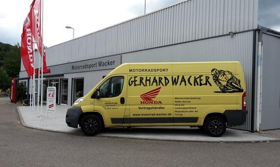 Unternehmensbilder Motorradsport Gerhard Wacker 3
