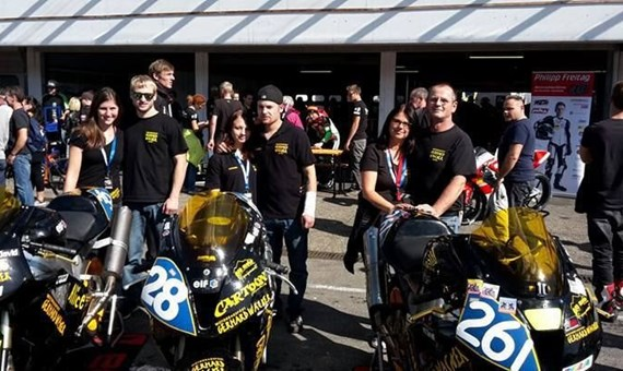 Unternehmensbilder Motorradsport Gerhard Wacker 5