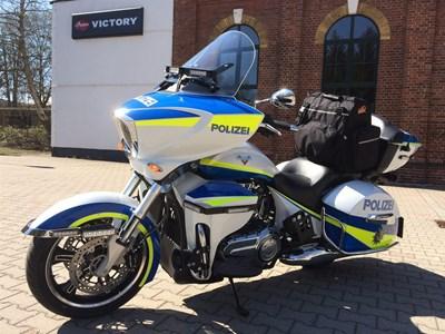 POLIZEI - Motorräder